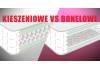 Materace sprężynowe – 3 rodzaje sprężyn; bonellowe, kieszeniowe i multipocketowe